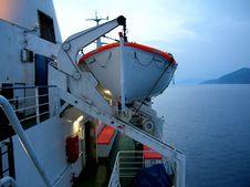 Free Life-boat Stock Photo - 966280