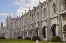 Free Monastery Of Jeronimos Stock Images - 966284