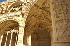 Free Monastery Of Jeronimos Royalty Free Stock Images - 966289