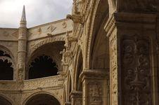 Free Monastery Of Jeronimos Stock Photos - 966293