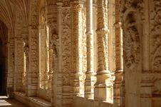 Free Monastery Of Jeronimos Stock Images - 966314