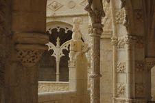 Free Monastery Of Jeronimos Stock Images - 966344
