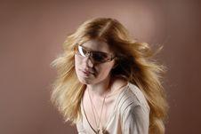 Free Fashion Girl III Royalty Free Stock Photography - 966437