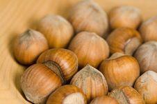 Free Hazelnuts Stock Photography - 966442