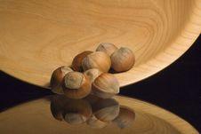 Free Hazelnuts Stock Photo - 966470