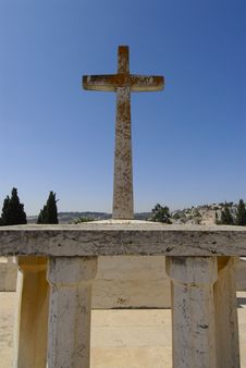 Free Arab Cemetery Israel Stock Photo - 967020
