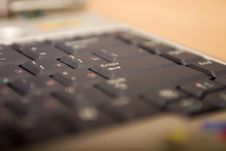 Free Keyboard With The Sharp Button Stock Photo - 967670