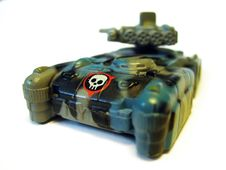 Free Toy Tank Royalty Free Stock Photography - 967697