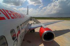 Free Boarding Flight Stock Image - 969151