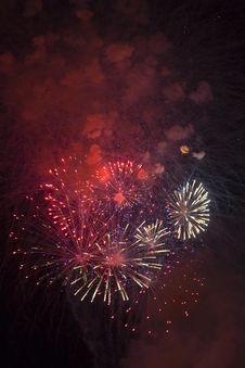 Free Fireworks Stock Image - 969161