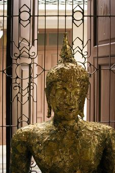 Free Bangkok Buddha 01 Royalty Free Stock Images - 969199
