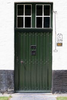 Free Old Doorway Stock Images - 969634
