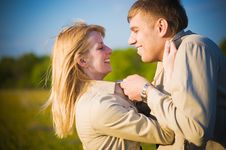 Free Couple In Love Stock Photos - 9601783