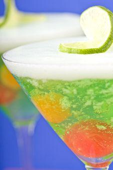 Free Fruit Glass Stock Image - 9601791