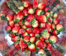 Free Strawberry Stock Photo - 9603770