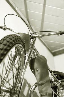 Free Speedway Motorcycle Stock Image - 9604211