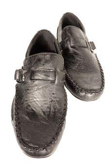 Masculine Shoe Stock Image