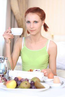 Free Fresh Breakfast Stock Image - 9605461