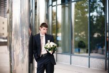Free Waiting For A Bride Stock Photos - 9606063