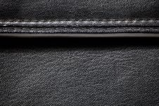Free Leather Texture Stock Image - 9607911