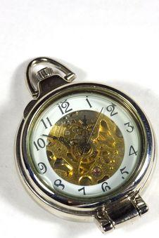 Free Clock Royalty Free Stock Photo - 9609455
