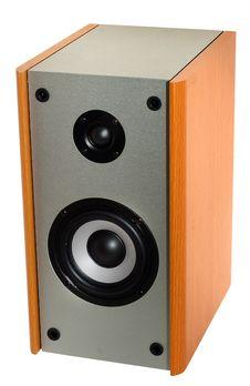 Free Sound Speaker Isolated Stock Photo - 9609760