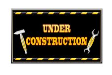 Free Under Construction Royalty Free Stock Photo - 9609975