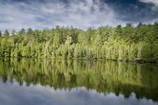 Free Reflection, Water, Nature, Ecosystem Royalty Free Stock Photos - 96026998
