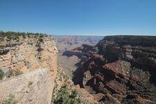 Free Rocky Desert Landscape Stock Photography - 96054872
