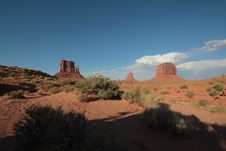 Free Monument Valley Stock Photography - 96054882