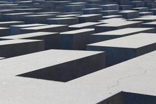 Free Jewish Memorial, Berlin, Germany Royalty Free Stock Photo - 96054895