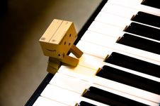 Free Close Up Of Piano Royalty Free Stock Images - 96054949