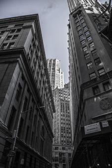 Free Metropolitan Area, Skyscraper, Building, Metropolis Stock Image - 96094331