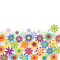 Free Abstract Floral Frame Stock Photos - 9611143