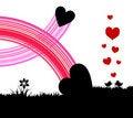 Free Love, Birds Royalty Free Stock Image - 9612416