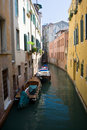 Free Venice Channel In The Summer Royalty Free Stock Photography - 9613327