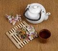 Free Flower Tea Stock Photography - 9618372