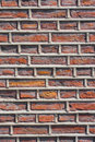 Free Rough Brick Wall Facade Royalty Free Stock Images - 9619469