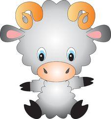Free Ram Royalty Free Stock Images - 9610249