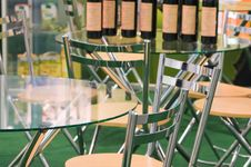 Free Exhibition Of Wine, Alcohol. Stock Photos - 9610803