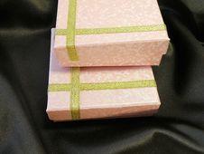 Free Gift Box Royalty Free Stock Photos - 9611028