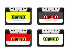 Free Audio Tape Royalty Free Stock Images - 9611409
