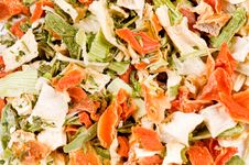 Free Verdure For Soup Stock Image - 9611831