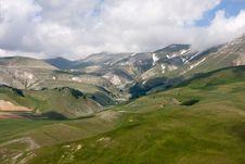 Free Mountains Royalty Free Stock Photo - 9612535