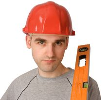Free Young Worker Stock Photography - 9612712