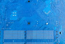Free Motherboard Stock Image - 9613351