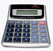 Free Solar Calculator Stock Image - 9615251