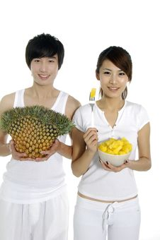 Free Fruit And Health Stock Photography - 9615462