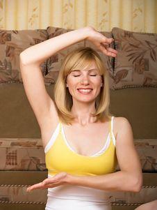 Free Yoga Royalty Free Stock Photos - 9616028