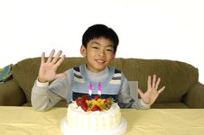 Free Birthday Royalty Free Stock Images - 9616539